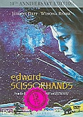 Střihoruký Edward S.E. k 10 vyročí [DVD] (Edward Scissorhands - 10th Anniversary Edition)