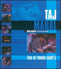 Mahal Taj - Live at Ronnie Scott's [DVD-AUDIO]