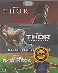 Thor kolekce 1-3 3x[Blu-ray] (Thor 3-movie pack)