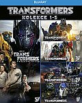 Transformers kolekce 1-5 5x[Blu-ray] (Transformers 5-Movie Collection)
