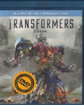 Transformers 4: Zánik 3x[Blu-ray] (3D+2D+bonus BD) (Transformers: Age of Extinction) - AKCE 1+1 za 799