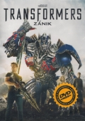 Transformers 4: Zánik [DVD] (Transformers: Age of Extinction)