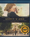 Úkryt v zoo [Blu-ray] (Zookeeper's Wife)