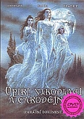 Upíři, vlkodlaci a čarodějnice [DVD] (Unexplained: Witches, Werewolves and Vampires)