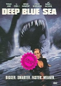 Útok z hlubin [DVD] (Deep Blue Sea) 1999