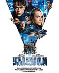 Valerian a město tisíce planet [Blu-ray] (Valerian and the City of a Thousand Planets)