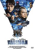 Valerian a město tisíce planet [DVD] (Valerian and the City of a Thousand Planets)