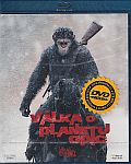 Válka o planetu opic [Blu-ray] (War for the Planet of the Apes)