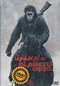 Válka o planetu opic [DVD] (War for the Planet of the Apes)