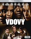 Vdovy (UHD+BD) 2x[Blu-ray] (Widows)