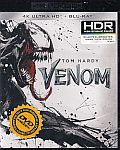 Venom (UHD+BD) 2x[Blu-ray] - Mastered in 4K