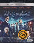 Vražda v Orient expresu (2017) (UHD+BD) 2x[Blu-ray] (Murder on the Orient Express)