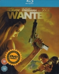 Wanted [Blu-ray] - steelbook