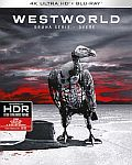 Westworld 2. série UHD 3x[Blu-ray] (Westworld Season 2) - Mastered in 4K