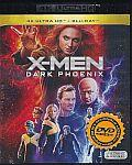 X-Men: Dark Phoenix (UHD+BD) 2x[Blu-ray] - Mastered in 4K
