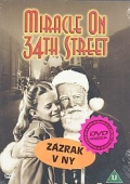 Zázrak v New Yorku [DVD] (1947) (Miracle On 34th Street)