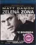 Zelená zóna [Blu-ray] (Green Zone)