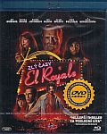 Zlý časy v El Royale [Blu-ray] (Bad Times at the El Royale)