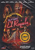 Zlý časy v El Royale [DVD] (Bad Times at the El Royale)