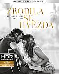 Zrodila se hvězda (UHD+BD) 2x[Blu-ray] (A Star is born) - Mastered in 4K