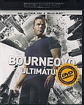 Bourneovo ultimátum (UHD+BD) 2x[Blu-ray] (Bourne Ultimatum) - Mastered in 4K