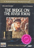 Most přes řeku Kwai 2x[DVD] (Bridge On The River Kwai)