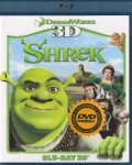 Shrek 1 3D [Blu-ray]